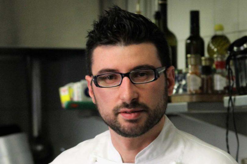 Chef Gabriele Terraneo